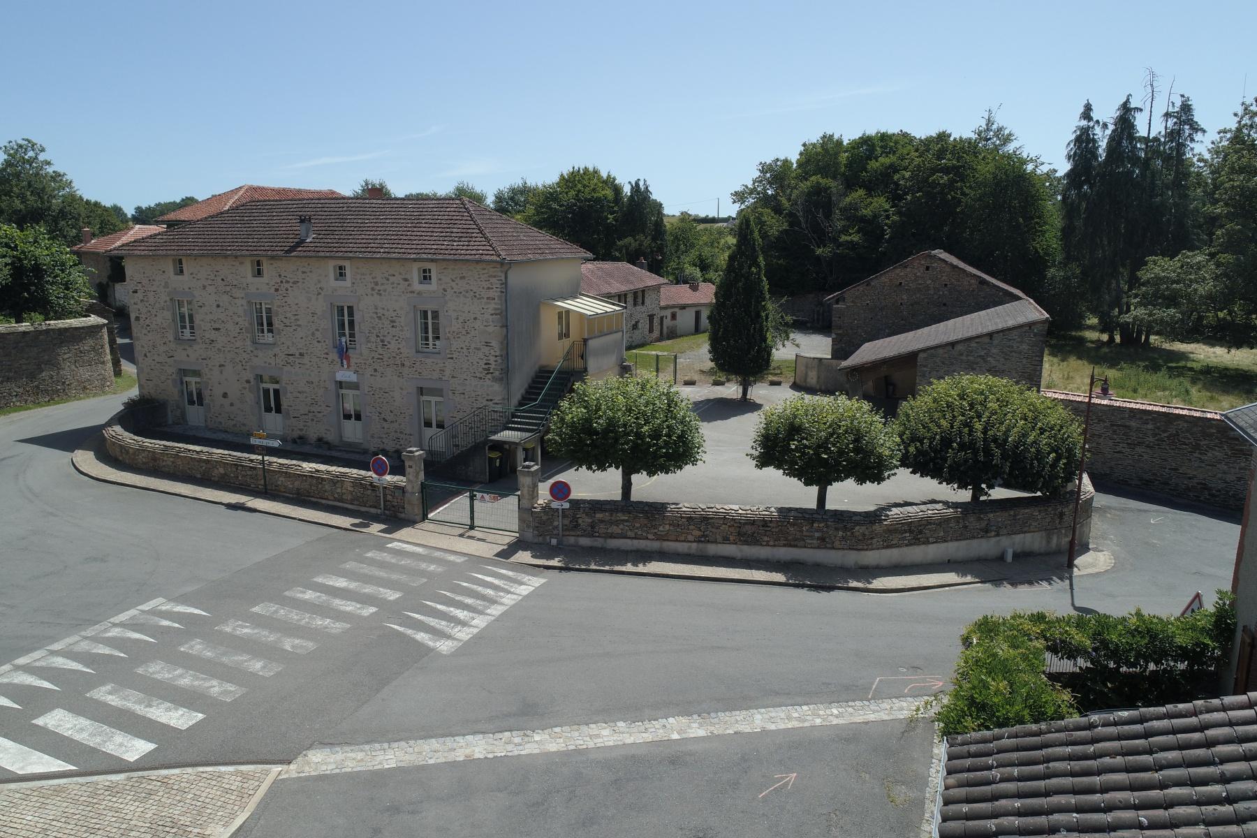 Commune de Jourgnac